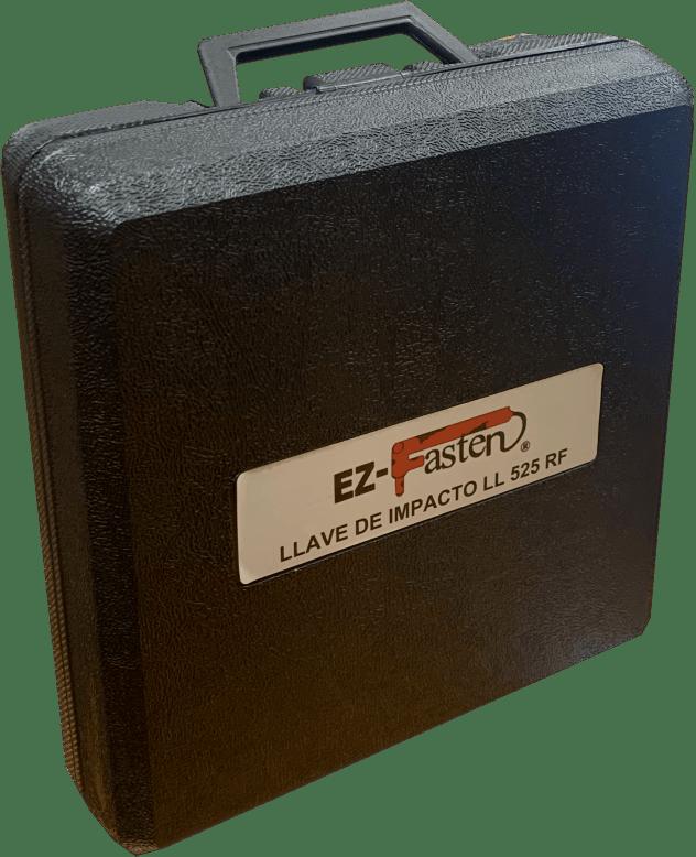 LL 525 RF Llave de Impacto Maleta Transporte Cerrada